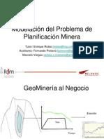 Incertidumbre en La Planificacion Minera