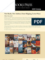 McBooks Press Historical Fiction Catalog 2009
