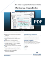 monitoring steam efficiency