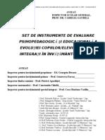 Programul Isj Serv Integrate_EVALUARI