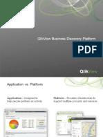 1-QlikView Business Discovery Platform