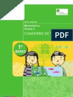 CUADERNO DE TRABAJO Matematicas 1° A