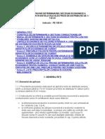 Normativ Pe135 1991 Instructiuni Privind Determinarea Sectiunii Economice a Conductoarelor in Instalatii
