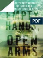 Empty Hands, Open Arms