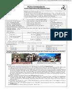 IRCTC Ltd,Booked Ticket