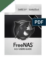 Freenas8.3.1 Guide