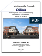 ESC-0456-13 Gorman and Company Bid Submission