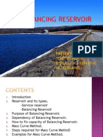 Balancing Reservoirs
