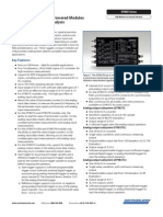DT9837 Series Datasheet