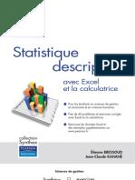 [Pearson] Sce - Statistique Descriptive