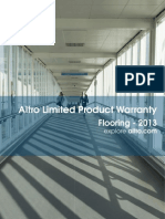 Altro Warranty