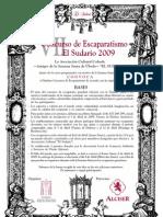 El Sudario - VII Concurs Escaparat 09