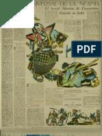 BORGES - Relatos Ilustrados de HUI en La Revista Multicolor de Critica i
