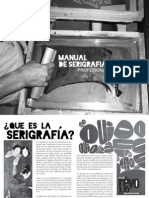 Manual Serigrafia Profesional Final
