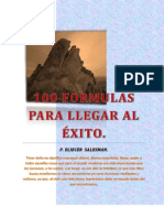 92263126 100 Formulas Para El Exito PDF