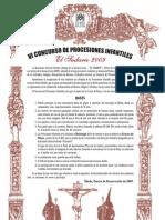 El Sudario - V Concurs Proces Infant 09