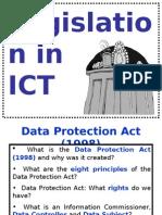ICT Legislation
