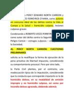 2004- Corte Superior de Justicia de Lima Primera Sala Penal Para Procesos Con Reos en Carcel