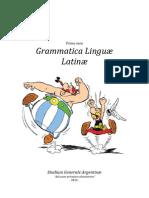 Mi Primera Gramatica Latina