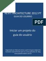 Revit Architecture 2012 PT Iniciar Um Projeto