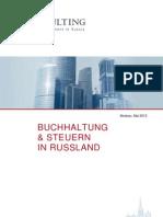 Buchhaltung Und Steuern in Russland