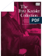 Kreisler, Fritz - Pieces for Violin & Piano (Pf)