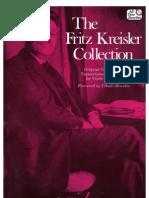 Kreisler, Fritz - Pieces for Violin & Piano (Pf)