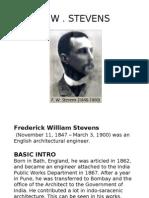 F.W. Stevens