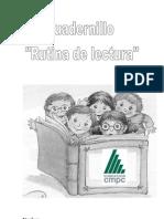 Cuadernillo de Lectura_rutina
