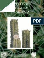 Catálogo de cactáceas mexicanas_CONABIO