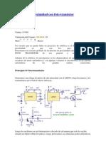 Detector de Proximidad Con Foto