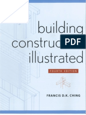 Building Construction Illustrated - 4th Edition pdf