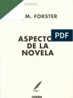 Forster_Aspectos de La Novela