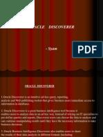 Discoverer Presentation