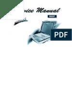 Clevo d800p Sager Np8890