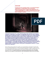 Introducere in Paranormal