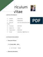 Curriculum Vitae Edwardraul