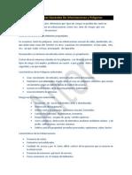 ● Características Generales De Urbanizaciones y Poligonos