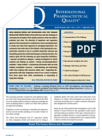 IPQ March–April 2009 Issue Preview