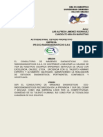 TRABAJO FINAL Prospectiva Ips Ecoradiodiagnostico.
