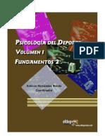 133079246 2 Psicologia Del Deporte Fundamentos II