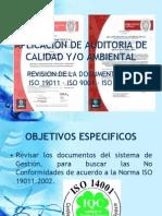 Aplicacion Control de Documentos Iso 19011