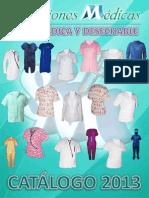 Catálogo Ropa Médica 2013