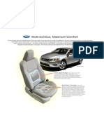 Multi-Contour Seats Fact Sheet