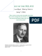 INGLES- HAYEK, Hayek, Kinds of Order in Society 1964.pdf