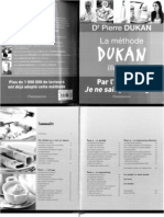 DUKAN La Methode Illustree