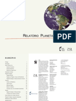 Relatório Planeta Vivo 2006 (WWF - Global Footprint Network)