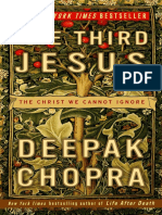 The Third Jesus, by Deepak Chopra - Excerpt