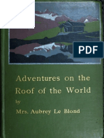 Adventures on the Roof of the World, by Mrs. Aubrey le Blond