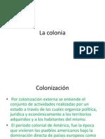 La Colonia Presentacion [Autoguardado]